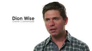 Dion Wise on Lemonade | Evan Rubenstein Testimonial on Vimeo