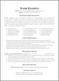 Resume Writing Tips And Samples Resume Creator Simple Source