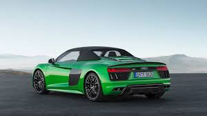 audi r8 spyder. Wonderful Spyder Audi Exclusive Vehicle Shown Available As Special Order Only With R8 Spyder 2