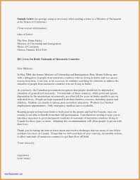 Letter Of Recommendation For Immigration Reference Letter