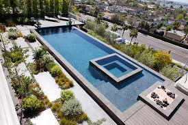 Inground Pools With Hot Tubs The Allure Inground Pools With Hot Tubs