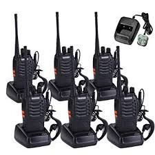 Walkie Talkies Long Range Rechargeable <b>Two Way Radios</b> ...