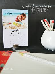 Customizable Calendar 2015 Free Printable 2015 Desk Calendar My Fabuless Life