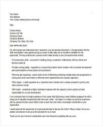 Work Experience Cover Letter 6 Career Change Cover Letter Free Sample Example Format Download
