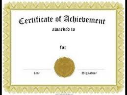 Making A Certificate Making Certificate Using Microsoft Word 2010 Youtube
