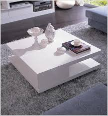extra storage squares and furniture white gloss modern with regard to coffee table plans 1
