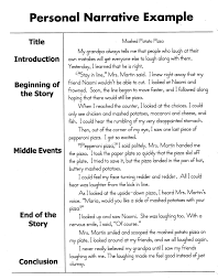 College Essay Writing Steps For Narrative Writing How To Write A