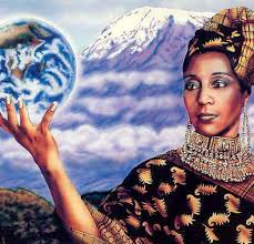 Image result for African female rulers