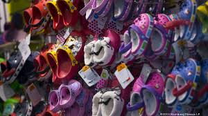 Crocs on stunning patent office loss Impact was greatly