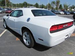 dodge challenger white 2012. Interesting 2012 Bright White 2012 Dodge Challenger SXT Exterior Photo 53924014 And W