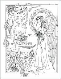 Saints Coloring Pages Special Catholic Colouring Pages Saints