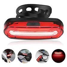 <b>USB</b> Rechargeable LED <b>Bicycle Headlight</b> and Bike <b>Taillight</b> Muti ...