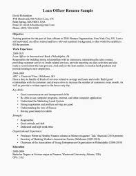 Mortgage Processor Resume Lovely Example Resume Summary For