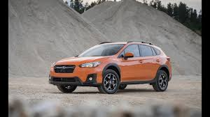 2018 Subaru Crosstrek Specs - YouTube