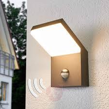Yolena Led Buiten Wandlamp Met Sensor