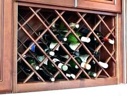 Image Diagonal Fascinating Wine Rack Lattice Insert Wine Rack Lattice Century Quality Style Value Cabinet Racks In Cabinets Fascinating Wine Rack Lattice Nyousan Fascinating Wine Rack Lattice Insert Wine Racks Plans For Wine Racks