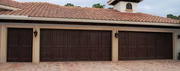 garage door refacingFaux Wood Garage Doors by TimberKast