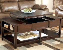 lift top coffee table with storage uk
