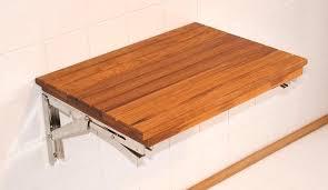 folding wall bench mounted workbench brackets
