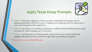 guidance and counseling potpourri ppt  apply texas essay prompts