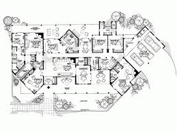 MiniMansion  36105TX  Architectural Designs  House PlansFloor Plan Mansion