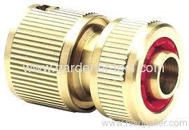 garden hose repair. Garden Repair 5 8 Brass Hose Connector Without Water Stop End