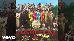 The Beatles Sgt Peppers Lonely Hearts Club Band Rules Uk All