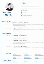 Free Professional Resume Templates 2012 Illustrator Resume Templates Fungramco 91