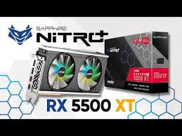 <b>SAPPHIRE</b> NITRO+ RX 5500 XT Overview, Performance & Features ...