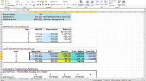 lease vs buy business vehicle comparative lease analysis excel spreadsheet onlyagame