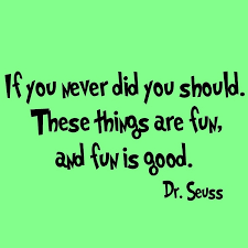 Quotes About Fun Simple Dr Seuss Quotes Kids Wall Decals