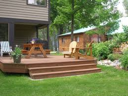 Small Picture Decking Designs For Gardens Decking Ideas Small Gardens Imanada