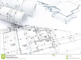 architectural house drawing. Perfect House Download House Drawing With Plan Blueprints Stock Image   Of Improvement Construction To Architectural H