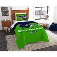 Nfl Bedroom Furniture Nfl Green Bay Packers Bed In A Bag Complete Bedding Set Walmartcom