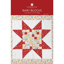 Baby Block Quilt Patterns Beauteous Baby Blocks Quilt Pattern By Missouri Star Missouri Star Quilt Co