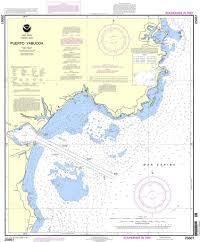 Gulf Coast Nautical Charts Noaa Chart 25661 Puerto Yabucoa