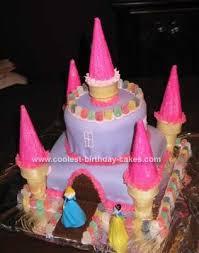 Coolest Princess Castle Cake Design Princess Cakes Cake