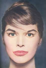 healthful beauty cow dirt 1960s everyday makeup tutorial makeup beauty beauty