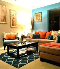 green and orange living room orange living room ideas living room with orange accents orange walls