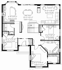 autocad 2d house plans with dimensions luxury home plan in autocad lovely fascinating 2d house plans