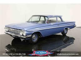 1961 Chevrolet Bel Air Flat Roof Sedan for Sale | ClassicCars.com ...