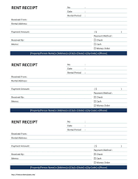Word Receipts 023 Template Ideas Free Printable Rent Receipt Receipts Templates