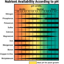 Nutrient Availability According To Ph Hydroponics