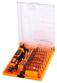 <b>Набор инструментов</b> для точных работ <b>Jakemy</b> JM-8150 (52 ...