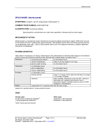 Bc Cancer Agency Chemotherapy Preparation And Stability Chart Pdf Drug Name Alemtuzumab Synonym S Bc Cancer Agency