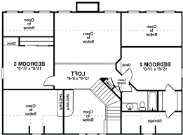 open floor plan house plans. 2 Bedroom Open Floor Plans Plan House Designs New Awesome Two .