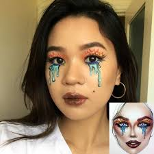 Prinsesia Inspired By Milk1422 Face Chart On Instagram