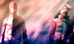 Kakashi And Obito Hd 4k - 3000x1802 ...