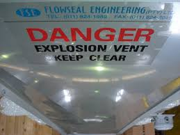 Explosion Vent Design Protection From Eunexpected Explosions Flowseal Explosion