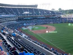 Royals Stadium Seating Chart Kauffman Stadium Section 240 Seat Views Seatgeek